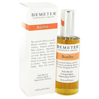 Demeter hoguera Colonia Spray por Demeter 4 oz Colonia Spray