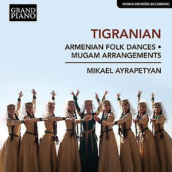 Armenian Folkdances / Mugam Arrangements [CD] USA import