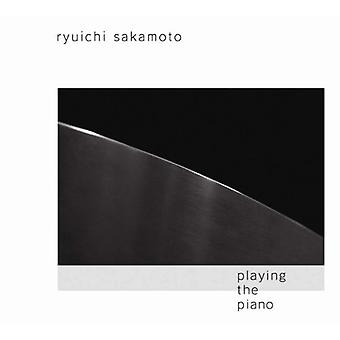 Ryuichi Sakamoto - Playing the Piano / Out of Noise [CD] USA import