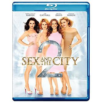 Sex & the City 2 [BLU-RAY] USA import