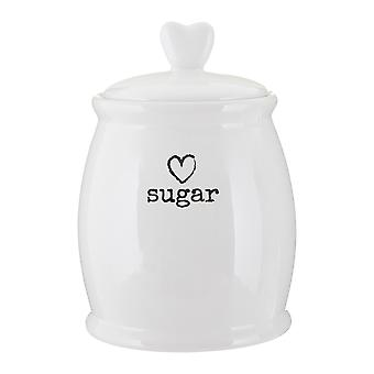 Charm Sugar Canister