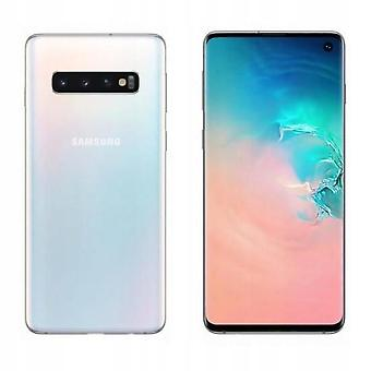 Samsung S10 8+128GB white smartphone Single Card