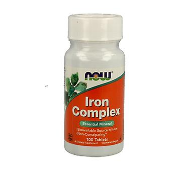 Iron Complex with Vitamins 100 capsules