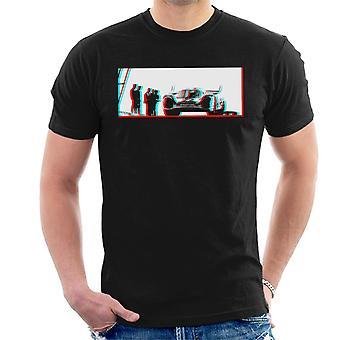 Motorsport Bilder Helmut Marko Porsche 917k Men's T-Shirt