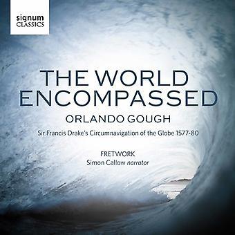 Alberti / Fretwork; Simon Callow - Orl&O Gough: The World Encompassed [CD] USA import