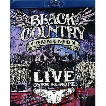 Black Country Communion - Live Over Europe [BLU-RAY] USA import