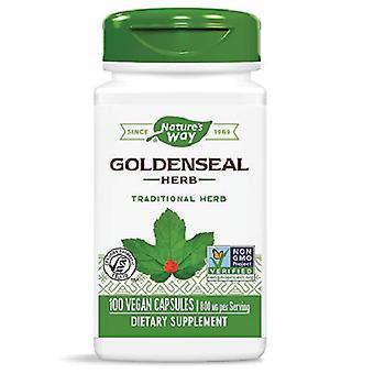 Nature's Way Goldenseal Vegan Capsules
