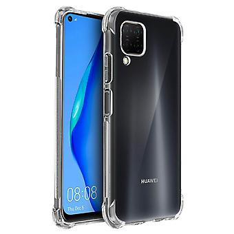 Protective Cover Huawei P40 Lite Flexible Shockproof Cover corners Akashi Clear