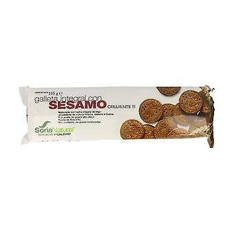 Integral Sesame Cookies S / A 165 g