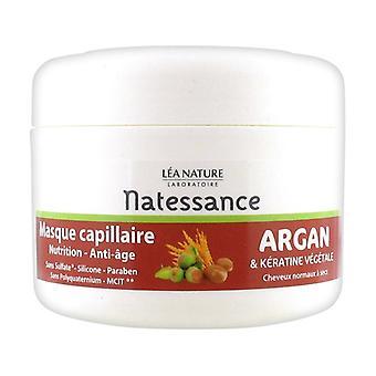 アルガン&ケラチン野菜ヘアマスク 200ml