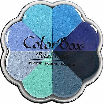 Clearsnap ColorBox Pigment Petal Point Winterscape