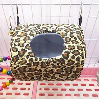 Hamster Cages Life Nest Spring Little Pet Canvas Hamaca Erizo Chinchilla