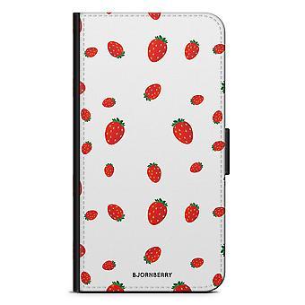 Bjornberry Brieftasche Fall LG G5 - Erdbeeren