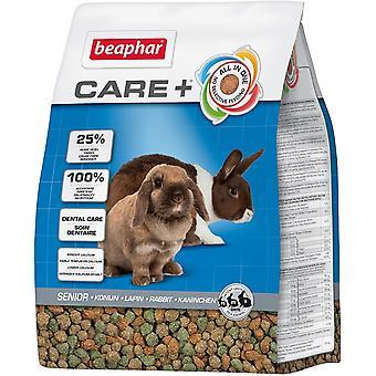 Beaphar Care + Nyúl Élelmiszer Senior - 1,5 kg