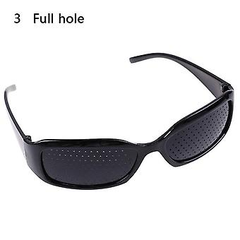 Eyesight Improvement, Vision Care Pin Hole Eyeglasses -natural Healing Glasses