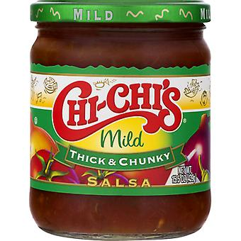 Chi-Chi's Salsa Mild Thick & Chunky