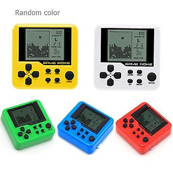Portable Mini Classic Games - Tetris For Child Pocket Consoles