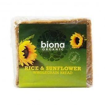 Biona - Org Rice Bread Sunflower Seed 500g