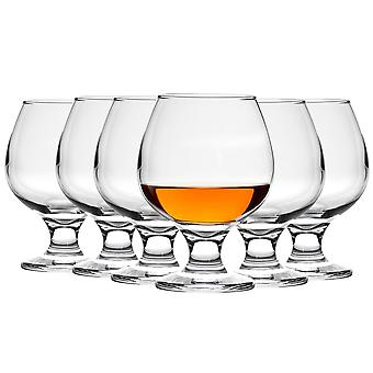 Argon Tableware Brandy / Cognac Snifter Glasses - 390ml (13.7oz) - Party Pack Of 24 Glasses
