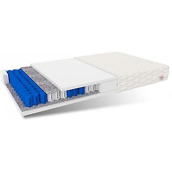 7 Zone Pocket suspension Mattress 140x200 x 17 cm
