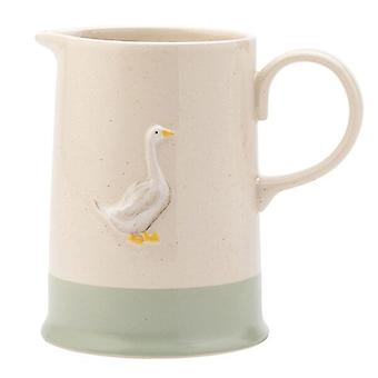 English Tableware Co. Edale Large Jug, Goose