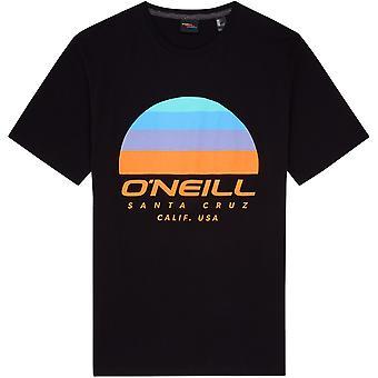 O'Neill Sunset T-paita - Black Out