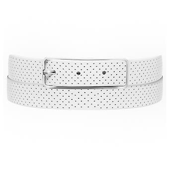 Puma Womens/Ladies Dimple Leather Belt