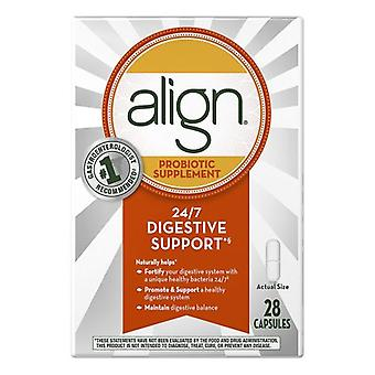 Procter & Gamble Align Digestive Care Probiotic Supplement, 42 caps