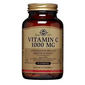 Solgar Vitamin C, 1000 mg, 90 Tabs
