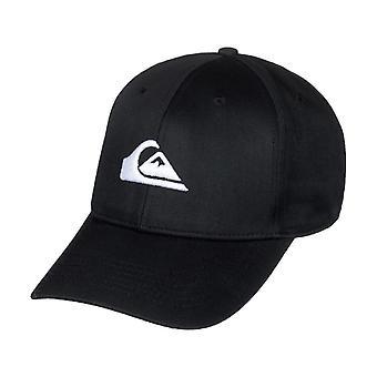 Quiksilver Men's Cap ~ Decades black