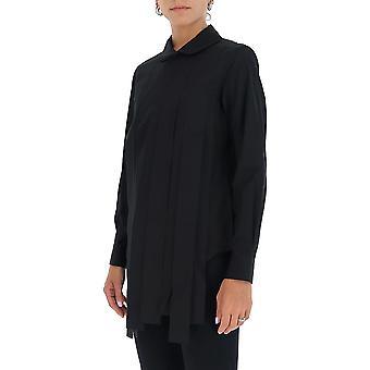 Comme Des Garçons B0030511 Women's Black Cotton Shirt