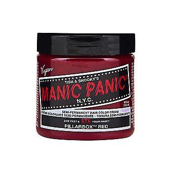 Manic Panic Semi Permanent Hair Dye - Pillarbox Red