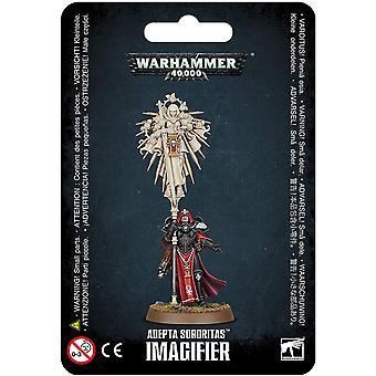 Spiele-Workshop - Warhammer 40.000: Adepta Sororitas Imagifier