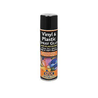 STUK Vinyl and Plastic Adhesive 500ml AVPS500R