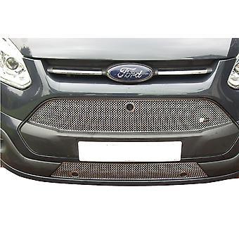フォードトランジットカスタム - フロントグリルセット(駐車センサー付き)(2013 - 2018)