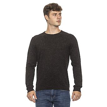 Conte of Florence Brown Sweater
