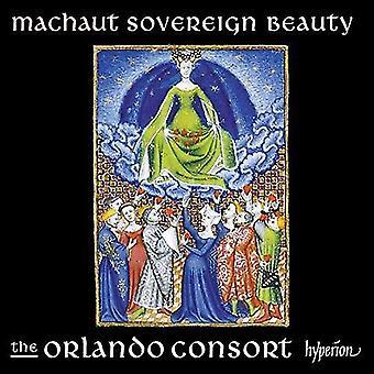 Machaut / Orlando Consort - Sovereign Beauty [CD] USA import
