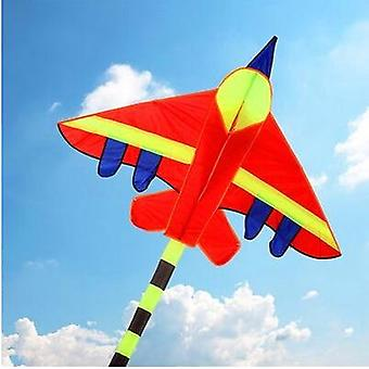 High Quality Long Tails Fighter Kite With Handle