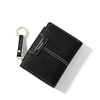 Women Wallet, Soft Leather Female Purse, Card Holder
