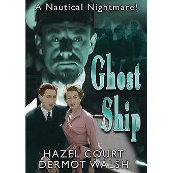 Ghost Ship [DVD] USA import