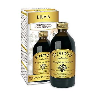 DIUVIS LIQ ANALCOLICO 200ML None