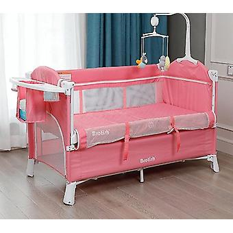 Portable Folding Chair Couch Furniture, Multi Function Cot Game Cradle Infant