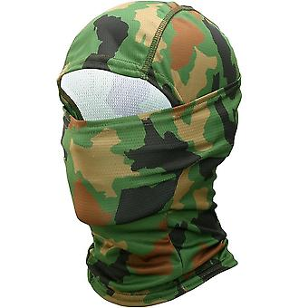 Balaclava Full Face Cover Warmer Windproof Breathable Motorbike Cycling Anti-uv