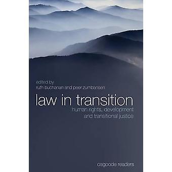 القانون في المرحلة الانتقالية-حقوق الإنسان-التنمية والانتقالية جوستيك