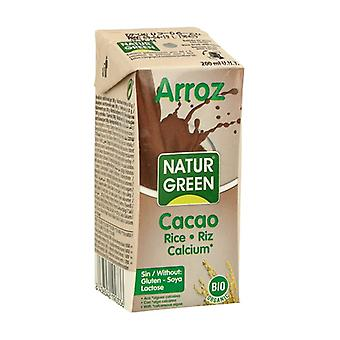 Rice Cocoa Calcium Drink 200 ml