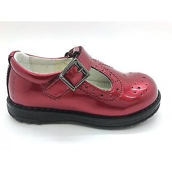 PRIMIGI Patent Tbar Shoe