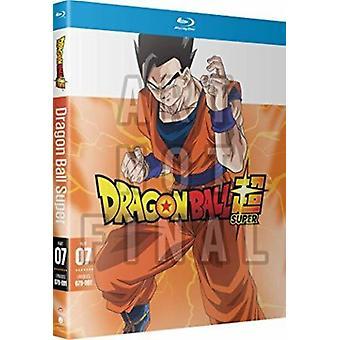 Dragon Ball Super: Part Seven [Blu-ray] USA import