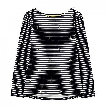 Joules Joules Harbour Print Womens Top 213748