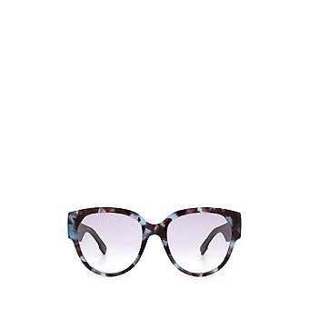 Dior DIORID2 blue havana female sunglasses