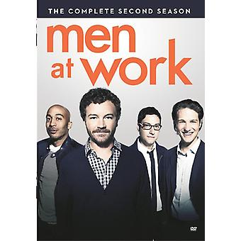 Männer bei der Arbeit: komplette zweite Staffel [DVD] USA Import